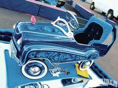 2011 Lowrider Show Show Las Vegas Lowrider Pedal Car