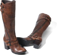Born Milari boots. Just got these in black. Love 'em love 'em love 'em. Just want to kiss and hug 'em!