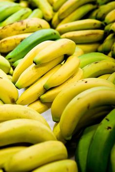 #Bananas As Brain Food