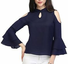 Western Tops, Western Wear For Women, Leotard Tops, Badminton, Elegant Outfit, Lace Bodysuit, Blue Tops, Shirts For Girls, Blouses For Women