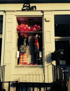 #valentines #windowdisplay #balloons #smash