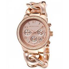 Michael Kors MK3247 Damenuhr mit schönem Armband rosegold aus Großhandel und Import