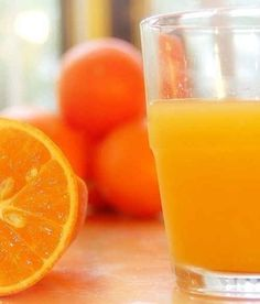 Orange Juice | The 14 Best Things To Eat After A Workout
