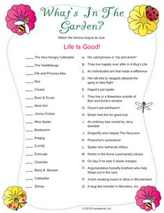 A free party game to play on Mothers Day.