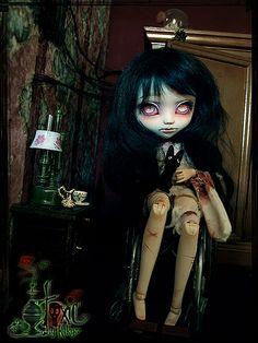 [Pullip Custom] The Whisper of a Tormented Soul | Flickr - Photo Sharing!
