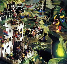 Lego Castle 1991