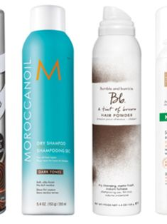 Dry shampoo might as well be my religion, I believe in it so deeply. As a fine-hair haver, I spritz it on any time I want to add texture, fullness, or grip to a...