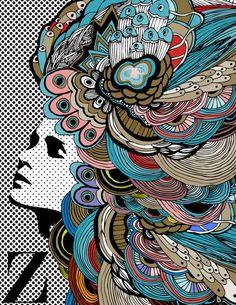 Z - New Nouveau by Yermine Richardson