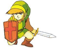 Link (original Legend of Zelda)