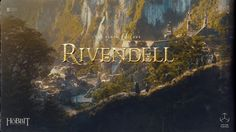 Awesome Web Design of the Week – The Hobbit: A Journey Through Middle-Earth