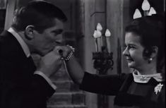 Impeccable manners, grace, charm. Jonathan Frid truly brought a sense of style to Collinsports resident vampire.