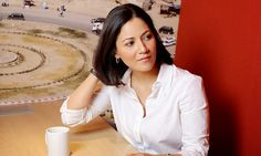 Mishal Husain. I would watch BBC News every night and imagine I was her.