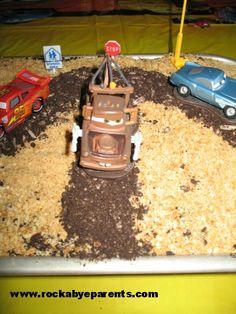 Cake Ideas, Dump Truck Cake, Birthday Cake, Party Ideas, Birthday ...