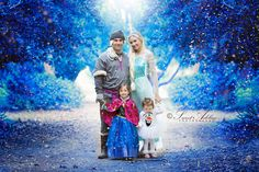 If you want to recreate the Disney movie Frozen, in your photos, here's a quick tutorial to help. Jessica Roberts. http://mcpactions.com/2014/10/31/how-to-create-a-disney-frozen-fantasy-photo/