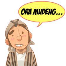 Cartoon Jokes, Funny Cartoons, Ok Boss, Indonesian Art, Joko, Shadow Puppets, Line Store, Islamic Pictures, Emoticon