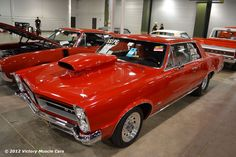 Muscle Car: 1965 Pontiac GTO 474 Drag Car