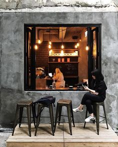reminiscing the most iconic coffee shop with the hole in their wall. I remembere - Coffee Icon - Ideas of Coffee Icon - reminiscing the most iconic coffee shop with the hole in their wall. I remembered its located at the tip of hongkong Cafe Shop Design, Coffee Shop Interior Design, Small Cafe Design, Bakery Design, Small Coffee Shop, Coffee Store, Coffee Cafe, Coffee Icon, Coffee Logo