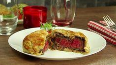 Este plato solo lo logran hacer chefs de restaurantes de 5 estrellas. ¡Y ahora tú también!