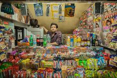 Counter culture: shopkeepers from around the world – in pictures | Cities | The Guardian