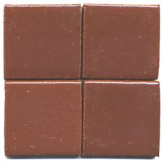 Clay Squared Nutmeg field tiles
