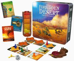 #88: Forbidden Desert