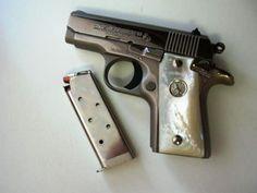 1992 Colt Mustang - CZ 97 http://www.rgrips.com/en/cz-97-grips/110-cz-97-grips.html