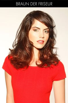 20 Fabulous Ideas for Dark Brown Hair With Highlights