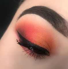 Morphe 3502 palette fore look