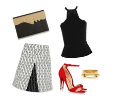 A great weekend look for a night out on the town! #KRPersonalStyle #MiamiStyle