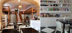 Quinoa, Lisboa  http://www.lisbonlux.com/magazine/the-10-most-beautiful-cafes-in-lisbon/   Café