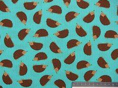 Egeltjes - Turquoise