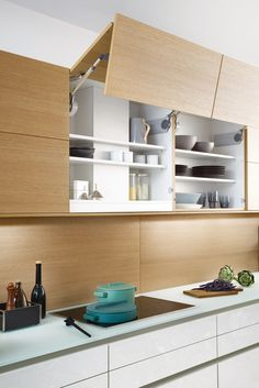 Lightly press and let LEICHT do the rest. Our innovative cabinets make suitable upgrades for your modern kitchen. Kitchen Room Design, Kitchen Cabinet Design, Modern Kitchen Design, Interior Design Kitchen, Diy Kitchen, Kitchen Decor, Modern Kitchen Interiors, Modern Kitchen Cabinets, Kitchen Furniture