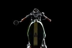 Harley Davidson Sportster Cafe Racer by Mandrill Garage #motorcycles #caferacer #motos | caferacerpasion.com