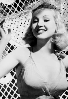 Betty Grable 1930s