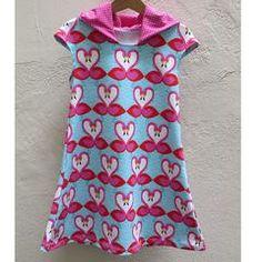 Flamingo Kleidchen