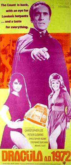 Dracula AD 1972 | Christopher Lee | Peter Cushing | Hammer Horror