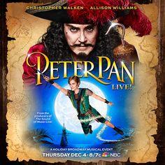 #PeterPanLive