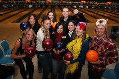 Monterey Lanes... who doesn't love to bowl?!