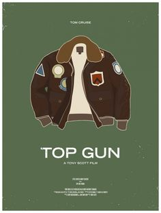 When I see top gun I think of yellow and black... Sorry bout it