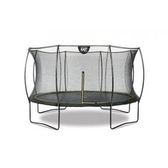 Silhouette trampoline + safetynet Ø366cm (12ft)