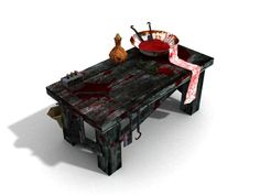 The witcher, table