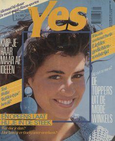 Tijdschrift YES. Hier ben ik jaren lid van geweest.