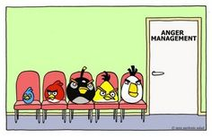 angry birds ;-)