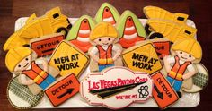 thank you cookie construction | Construction Cookies - Truffle Pop Shoppe