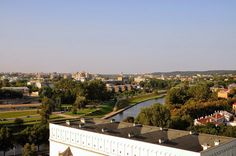 Vilnius Lithuania old city