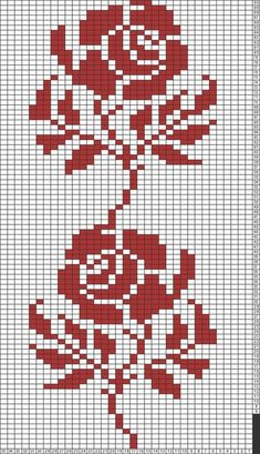Weaving and Stitching Patterns Hijab 3 easy hijab style Cross Stitch Borders, Cross Stitch Rose, Cross Stitch Flowers, Cross Stitch Charts, Cross Stitch Designs, Cross Stitching, Cross Stitch Embroidery, Cross Stitch Patterns, Stitching Patterns