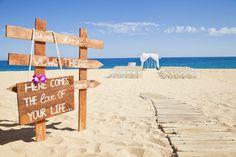 Los Cabos Wedding Details!!
