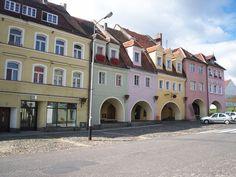 Lubomierz -  rynek 3 -