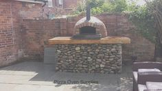 Let us build you a top-of-the-range wood-fired pizza oven, or buy a brick & clay pizza oven kit you can build for yourself. Order your oven today! Pizza Oven For Sale, Pizza Oven Kits, Pizza Ovens, Wood Fired Oven, Wood Fired Pizza, Pizza Oven Outdoor, Outdoor Cooking, Clay Pizza Oven, Gabion Baskets
