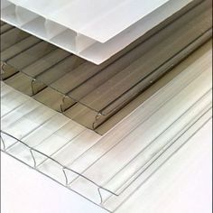 10mm Polycarbonate Roofing Sheet Clear Bronze Opal rr